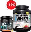 VP Laboratory Platinum Whey+BCAA 8:1:1