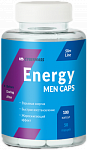 CyberMass Energy Men Caps