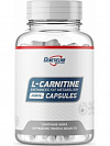 Geneticlab Nutrition L-Carnitine Capsules