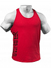 Better Bodies Symbol Printed T-Back, Red