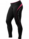 Better Bodies Fitness Long Tight, Black/Pink