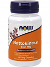 NOW Foods Nattokinase 100 mg