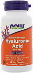 NOW Foods Hyaluronic Acid 100 mg