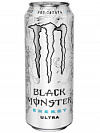 Black Monster Energy Ultra