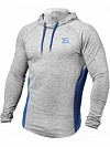 Better Bodies Performance Mid Hood, Greymelange