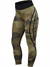 Better Bodies Camo High Tights, Green Camo