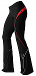 Better Bodies Cherry Hill Jazzpant, Black/Red