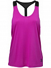 Better Bodies Loose Fit Tank, Strong Pink