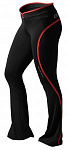 Better Bodies Shaped JazzPant, Black/Red