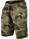 GASP Thermal Shorts, Green Camoprint