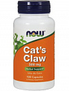 NOW Foods Cats Claw 500 mg