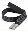 GASP Vintage Belt, Black