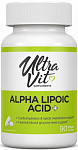 UltraVit Alpha Lipoic Acid 100 mg